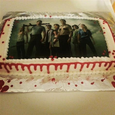 Walking Dead Cake Decorations by 124 Best Images About Walking Dead On