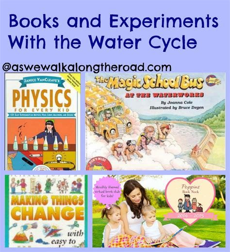 s cycle books books and experiments for the water cycle with this month