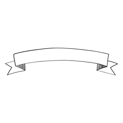 doodle cinta cinta curvada doodle descargar png svg transparente