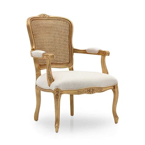 vclassic armchair classic style armchair made of wood luisa sevensedie
