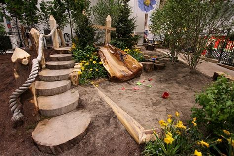 natural playground ideas backyard backyard bootc playground