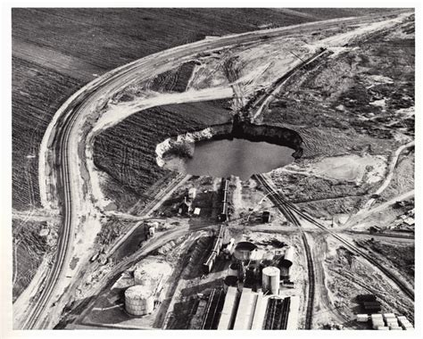 Hutch Salt Mine Kgs Hutchinson Response Subsidence