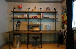 schreibtisch stylisch stylish desks with industrial designs and details