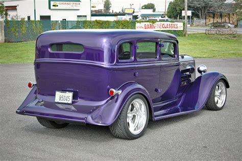 1933 plymouth sedan 4 door hotrod streetrod rod