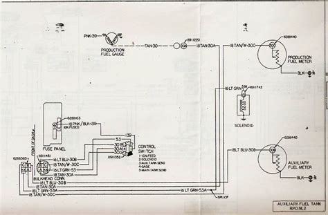 Help With Fuel Gauge Wiring Gm Square Body 1973 1987