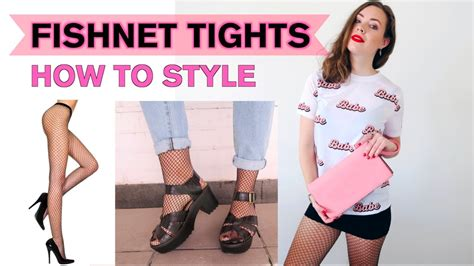 panty hose styles 2015 youtube sexy net panty lente trend how to style fishnet tights