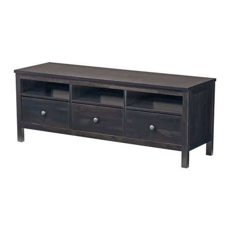ikea hemnes bench hemnes tv bench black brown ikea