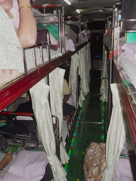 Laos Sleeper by Laos Sleeper Buses Sunsets And Stupidity Real Adventures For Real