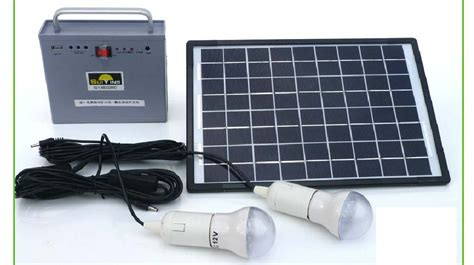 Small Home Solar Power Generator 10w Alternative Energy Generator Home Solar Panels Small