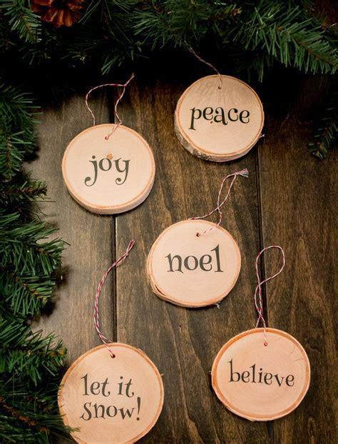 weihnachtsdeko aus holz selber basteln weihnachtsdeko selber basteln 23 ideen f 252 r gro 223 klein
