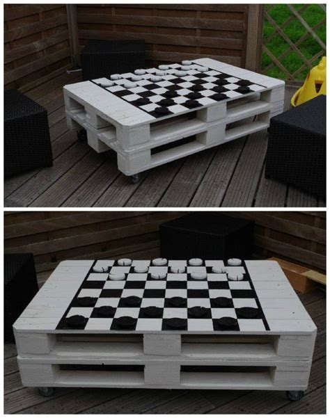 upcycling pallets pallet coffee table upcycling ideas pinteres