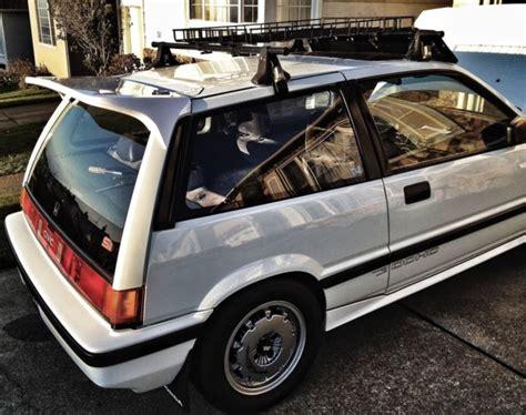 Honda Civic Si Hatchback For Sale by 1986 Honda Civic Si Hatchback For Sale Photos Technical