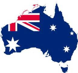 australia colors australian flag country digest