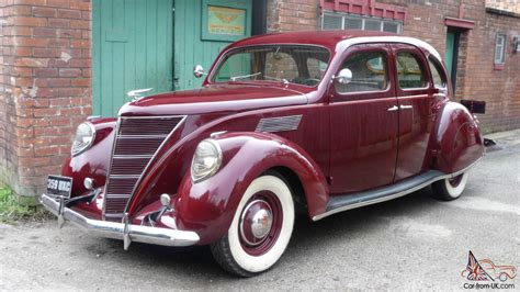 deco cars for sale lincoln zephyr 1937 deco