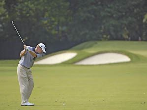Nine Holes With Steve Stricker Profiles The Sand Trap