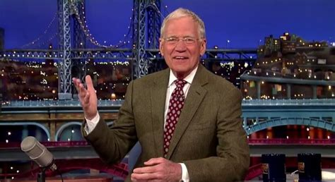 the late show video 5 20 2015 cbs david letterman to sign off as cbs late night host 5 20