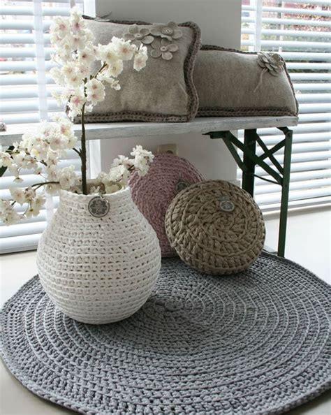 Diy Decoration Maison by D 233 Coration Maion Diy En Crochet
