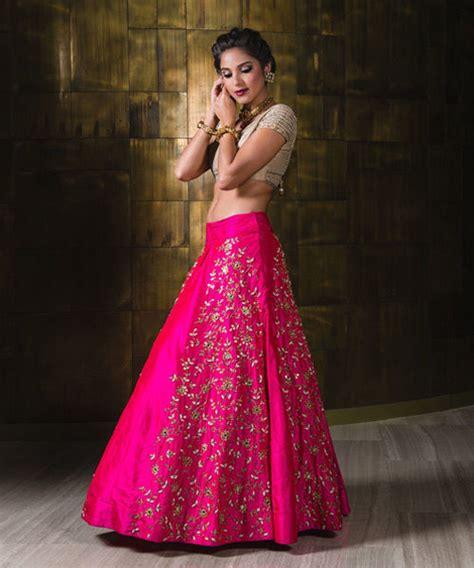 Get A Designer Wedding For 300 by Indian Bridal Lehenga Choli Wedding Wear