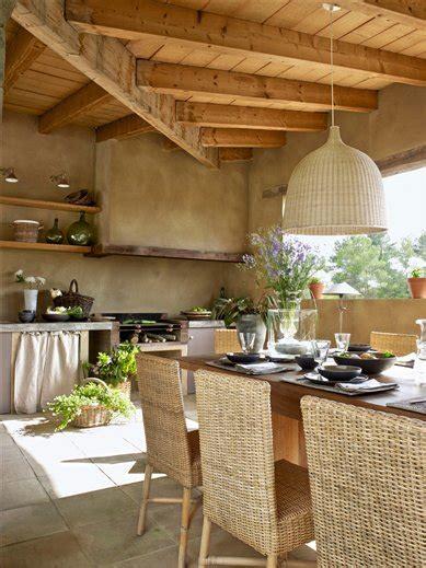 pavimentos  cocinas de exterior