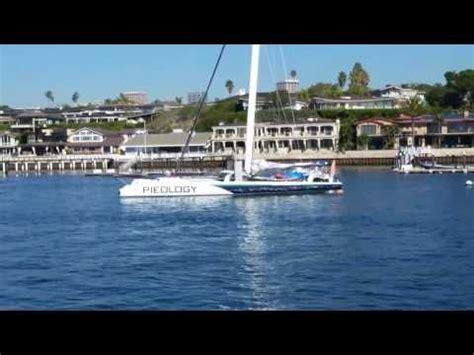 catamaran newport beach newport beach harbor pieology racing catamaran sailboat