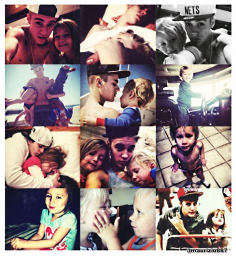 justin bieber biography his family justin bieber family 2013 justin bieber photo