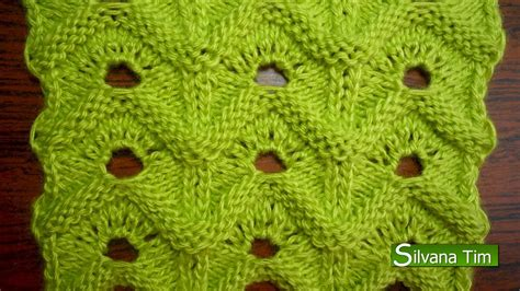 tejido con agujas punto olas tejido con dos agujas 56 silvana tim