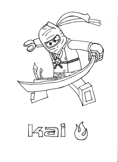 Lego Ninjago Coloring Pages Free Printable Pictures Ninjago Zane Coloring Pages