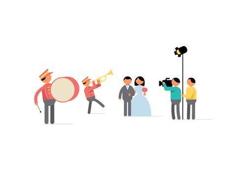 wedding animation website celebration animation ankaperla