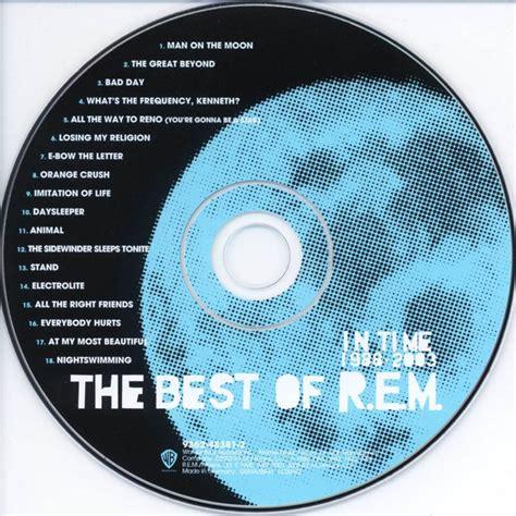 the best of rem album car 225 tula cd de rem the best of rem in time 1988 2003