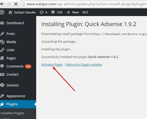 adsense untuk wordpress cara memasang iklan google adsense di blog wordpress untuk