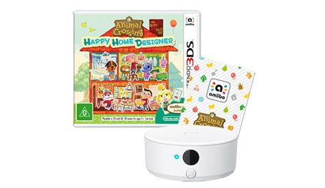 home design ds game animal crossing happy home designer bundle eb games