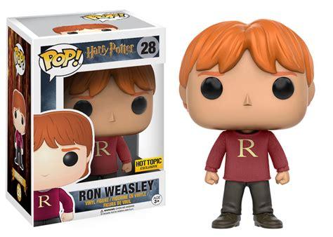 Sale Funko Pop Harry Potter Weasley Sweater Exclusive 28 weasley sweater pop vinyl pop harry potter pop price guide