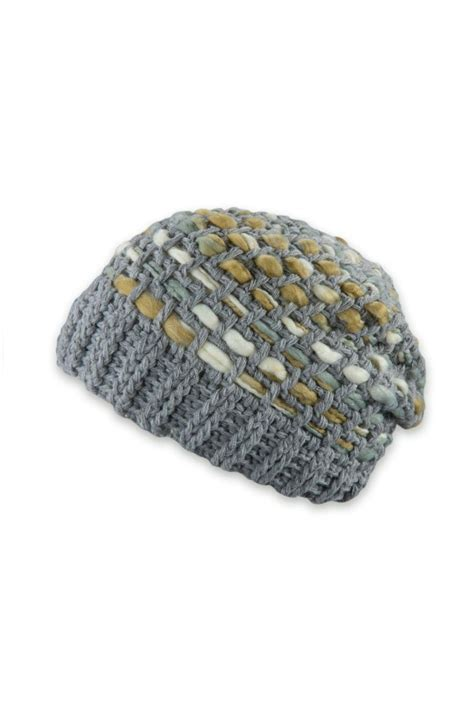 knit or woven pistil woven knit beanie from alaska by the room