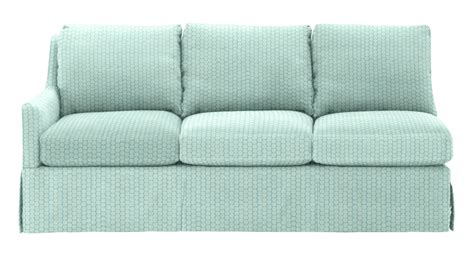 vera sofa vera one arm sofa maine cottage 174