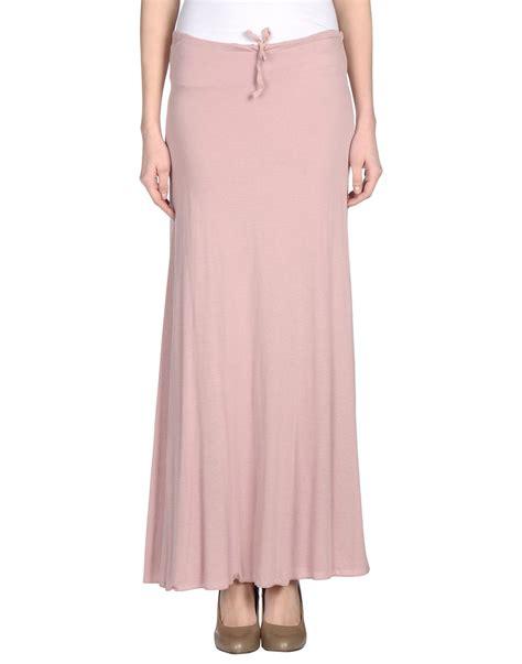 siyu skirt in pink pastel pink lyst