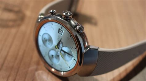 Smartwatch Asus Zenwatch 3 asus zenwatch 3 look a smartwatch that tries to look