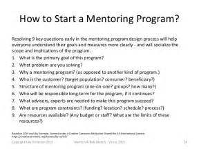 Mentor Program Template by Mentors And Models Best Practices In Many Cultures