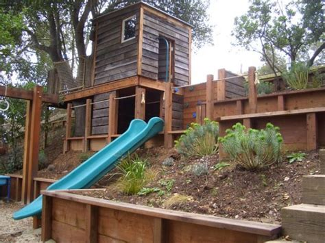 cool backyards for kids cool play equipment for your garden that kids will love