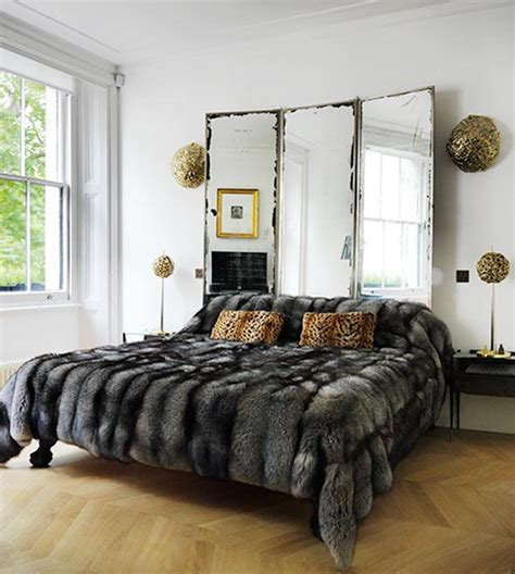 faux fur headboard 101 headboard ideas that will rock your bedroom