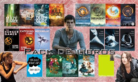 trilogia divergente libros pdf by dreamspacks on pack de libros by damagedoneisforever on