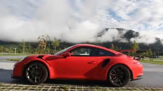 Porsche Gt3rs 3 000 In A 911 Gt3 Rs Autoweek