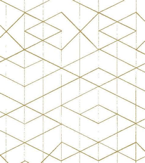gold geometric pattern wallpaper geometric wallpaper gold on white old new house