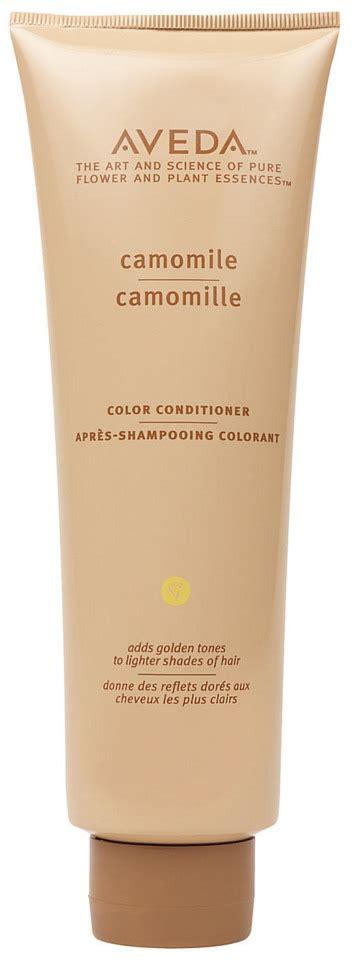 aveda hair color ingredients aveda camomile color conditioner 250 ml