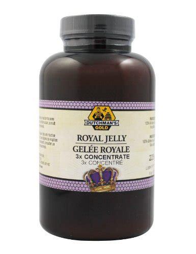 Royal Jelly 100 Gram royal jelly powder 225 gram by dutchman s gold