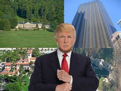 how many houses does trump own take a walk through the opulent homes of donald trump jpg