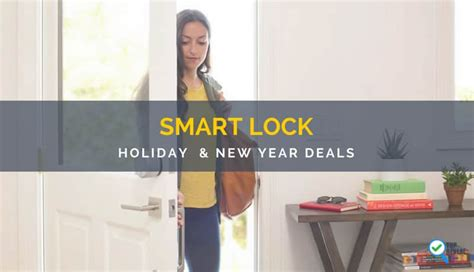 new year deals lock in some great savings with our smart lock