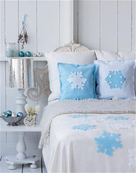 snowflake bedding a luscious christmas part 3