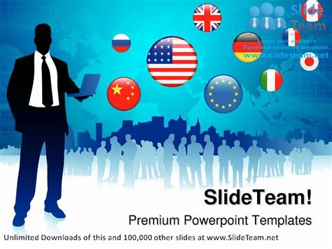patterns of business communication ppt global business communication powerpoint templates themes