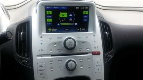 automotive air conditioning repair 2012 chevrolet volt navigation system find used 2013 13 chevrolet volt electric car ev nav tons of upgrades like new low miles in