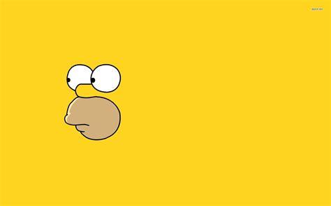 Train Desk Homer Simpson The Simpsons Wallpaper Cartoon